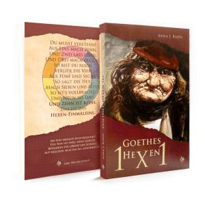 Goethes Hexen1x1 / Hexeneinmaleins von Anna J. Rahn erschienen im Jalara Verlag 978-3-00-039101-9